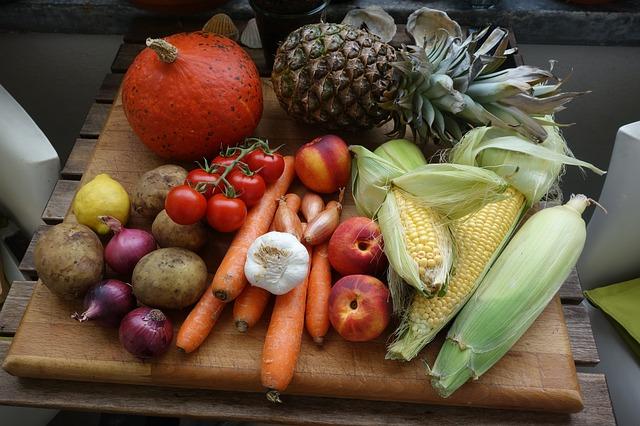 Dlaczego dzieci powinny jeść owoce i warzywa?